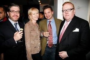 Peter Godwin, Joanna Coles, Jonathan Foreman, Simon Heffer