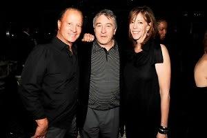 Stewart Rahr, Robert De Niro, Jane Rosenthal