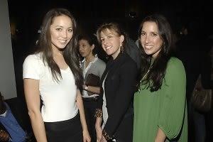 Stephanie Conrad, Catherine Hess, Erin Cohen
