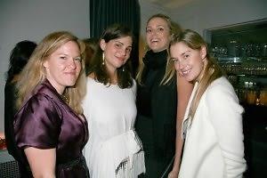 Abby Weissmann, Katrina Pavlos, Jessica Vertullo, Helena Khazanov