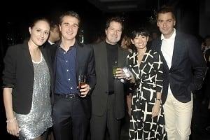 Michelle Meyer, Arnaud de Schuytter, Frank Nuovo, Maria Tu, Euan Rellie