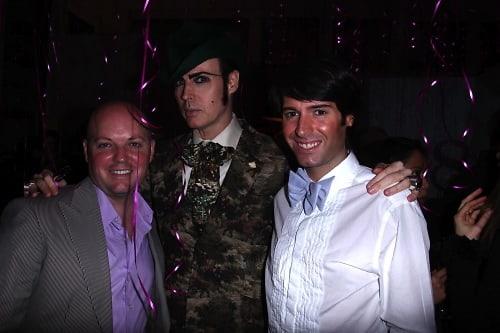 David Nash, Patrick McDonald, Douglas Marshall
