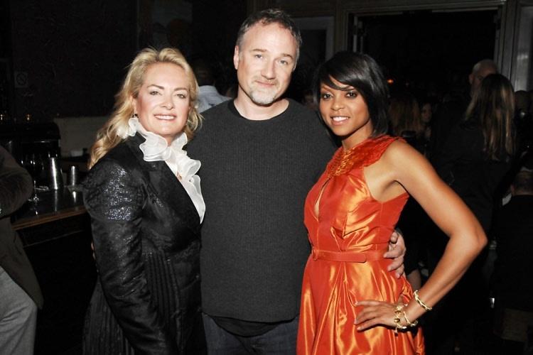 Pamella Henson, David Fincher (Director), Taraji Henson