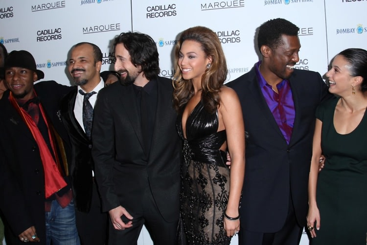 Glitz And Glamour Hit The Red Carpet For Cadillac Records