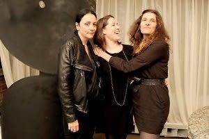 Kelly Cutrone, Molly Sheehan, Maya Singer