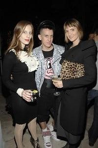 Liz Goldwyn, Jeremy Scott, Katy Rodriguez
