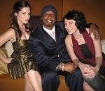 Julia Allison, MC Hammer, Sarah Lacy