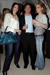 Stephanie Dorglandes, Gustaf Demarchelier, Capjama Dimitriyevich