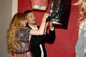 Lindsay Lohan, Matthew Williamson
