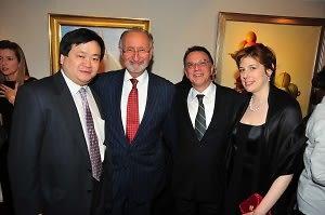 Phil Yang, Peter Standish, John Sanchez, Maria Yang