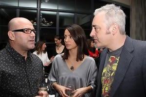 John Kalymnios, Karen LaGatta, Millree Hughes