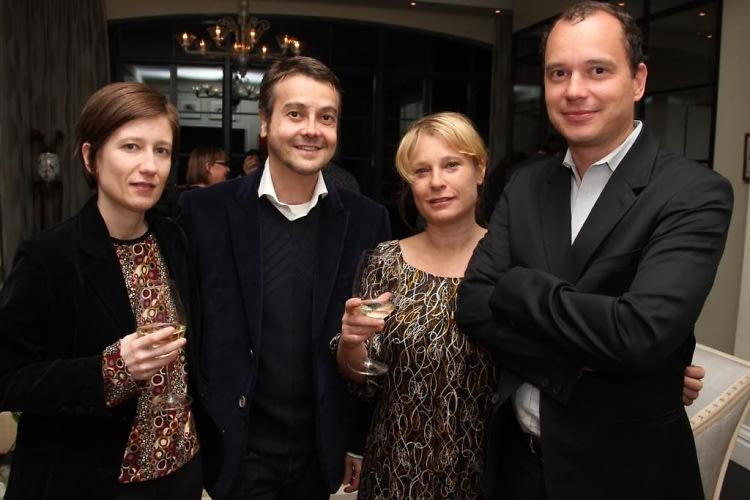 Thessia Machado, Moritz Glik, Andrea Lerner, Sebastiaan Bremer