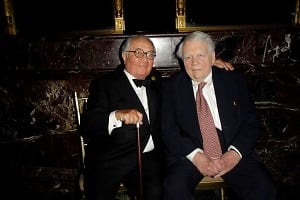 Martin Segal, Andy Rooney