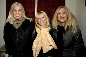 Judy Peluchette, Cindle Windal, Candy Kelly