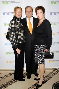 Nancy Zirkin, Richard Dubin, Elizabeth Dubin