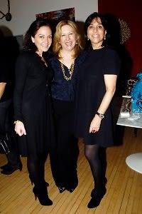 Margaret Russell, Deborah Buck, Madeline Weinrib