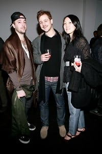 Andrew Caldwell, Jesse Ashlock, Chi Kim