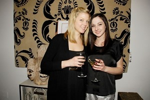 Annemarie Heekin, Amanda Fischer