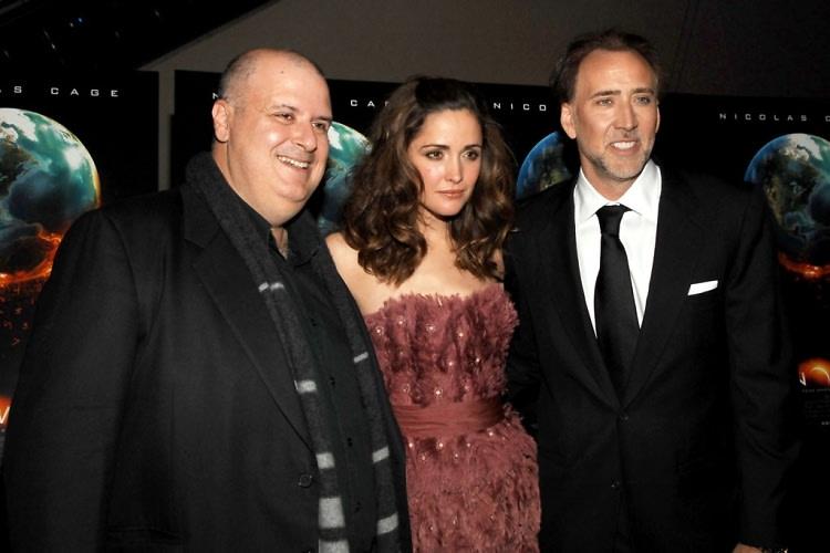 Alex Proyas (Director), Rose Byrne, Nicolas Cage