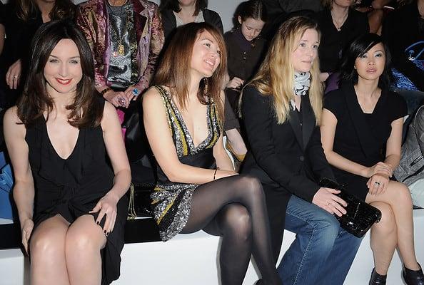 Elsa Zylberstein, Laurence Ashley, Natacha Regnier, Linh-Dan Pham