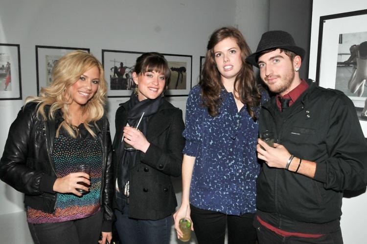 Sally Perez, Jessica Hershey, Nikki Player, Jamie Birrell
