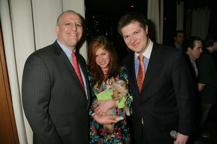 Tim Valliere, Sandra DeFeo, Mark Smith