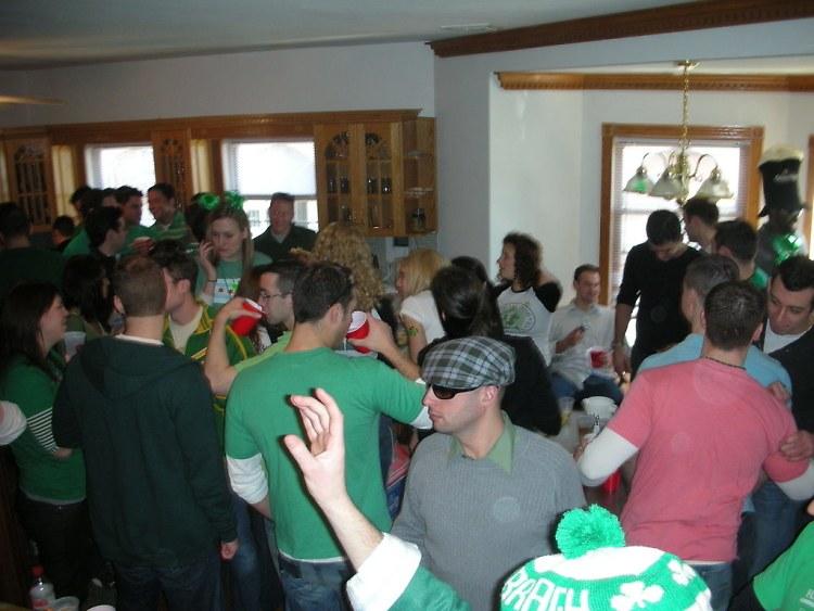 St. Patty's Day