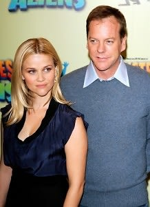 Reese Witherspoon, Kiefer Sutherland