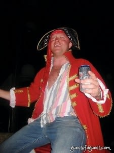 Preppy Pirate Party