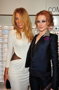 Blake Lively, Evan Rachel Wood