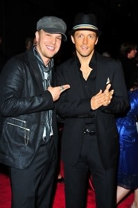 Gavin DeGraw, Jason Mraz