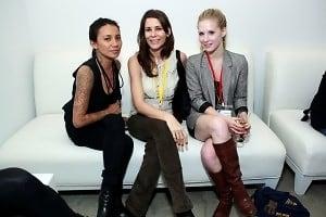 Risa Knight, Patricia Zelesnicker, Sarah Weiser