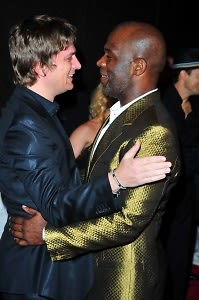 Rob Thomas, BeBe Winans,