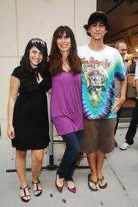 Dylan Sheer, Myra Sheer, Aaron Sheer