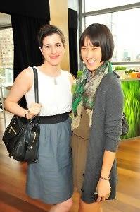 Alyssa Hertzig, Eva Chen