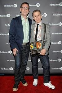 Ted Allen, Simon Doonan