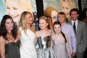 Heather Wahlquist, Cameron Diaz, Sofia Vassilieva, Abigail Breslin, Evan Ellison, Jason Patric