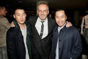 Richard Chai, Jim Moore, Phillip Lim
