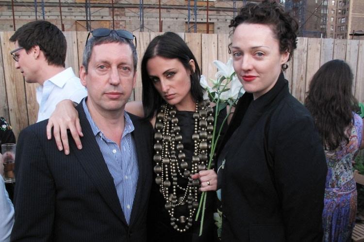 James Sanders, Lesley Blume, Glynnis Macnicol