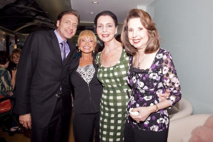 Robert Shiffman, Ellen Field, Elaine Smith, Harriet Shiffman