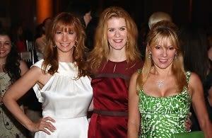 Jill Zarin, Alex McCord, Ramona Singer