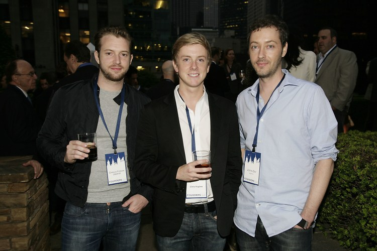 Charles Forman, Chris Hughes, Justin Day