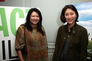 Susan Shin, Addalina Wong