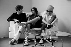 D.A. Wallach, Darrell Hartman, Max Drummey