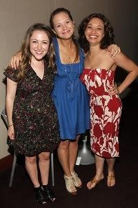 Dana Steingold, Vanessa Ray, Jane Bender