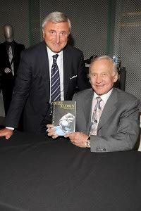 Julian Niccolini, Buzz Aldrin
