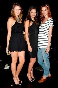 Katie Holiday, Elena M, Rianne Van Haken