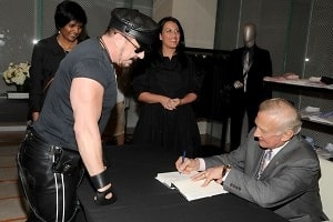 Peter Marino, Buzz Aldrin