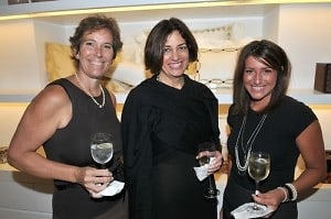 Sherry Qualls, Vicki Hubbard, Lauren Horn