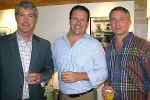 Brendan Feeley, Scott Curley, Eric Ewell